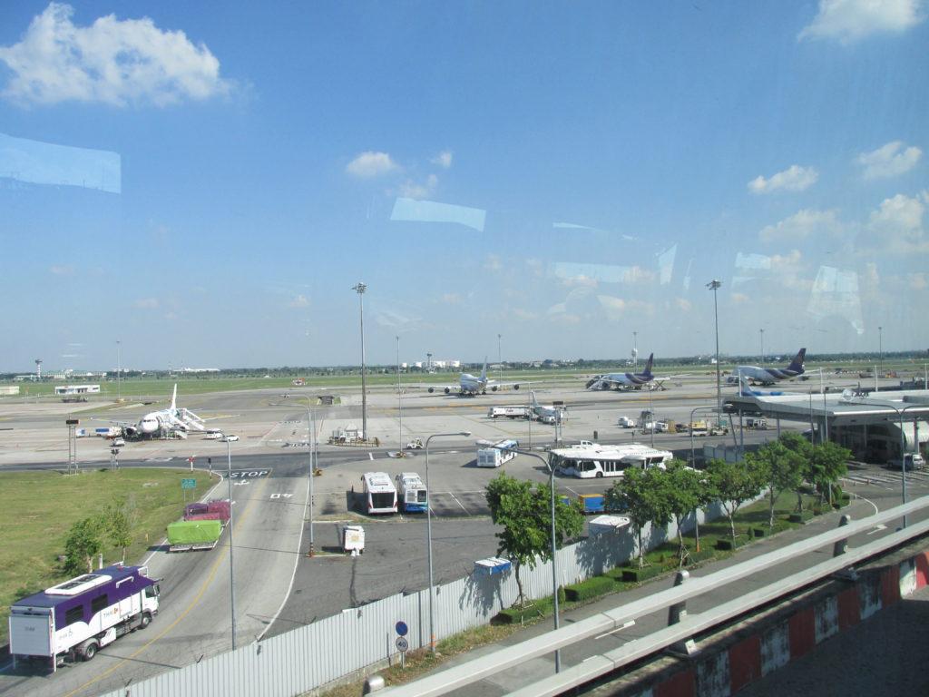Таиланд. Столичный аэропорт Суварнабхуми